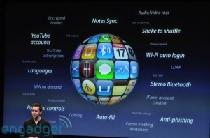 iPhone OS 3.0 Apple 2009